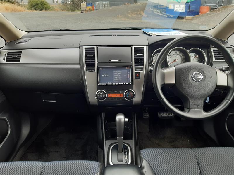 image-14, 2009 Nissan Tiida No Deposit Finance at Dunedin