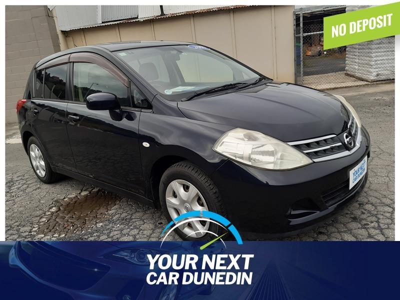 image-0, 2009 Nissan Tiida No Deposit Finance at Dunedin