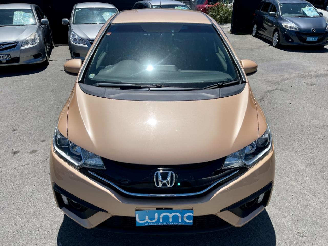 image-2, 2013 Honda Fit RS 1.5lt Hybrid at Christchurch