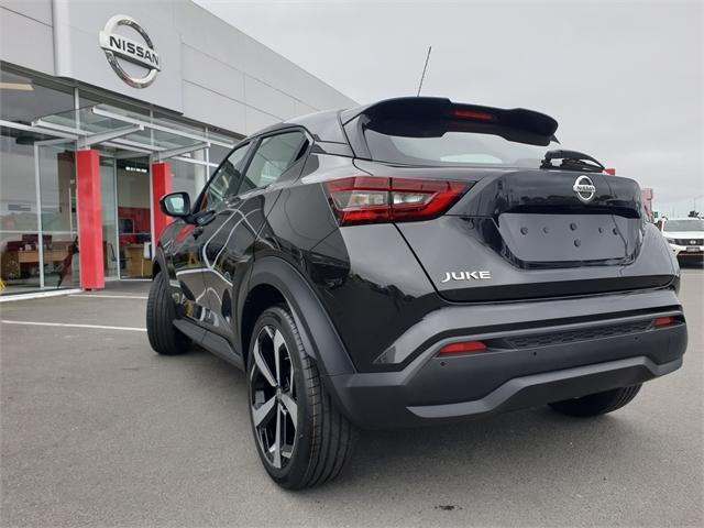 2021 Nissan Juke ST-L 1.0P for sale in Christchurch