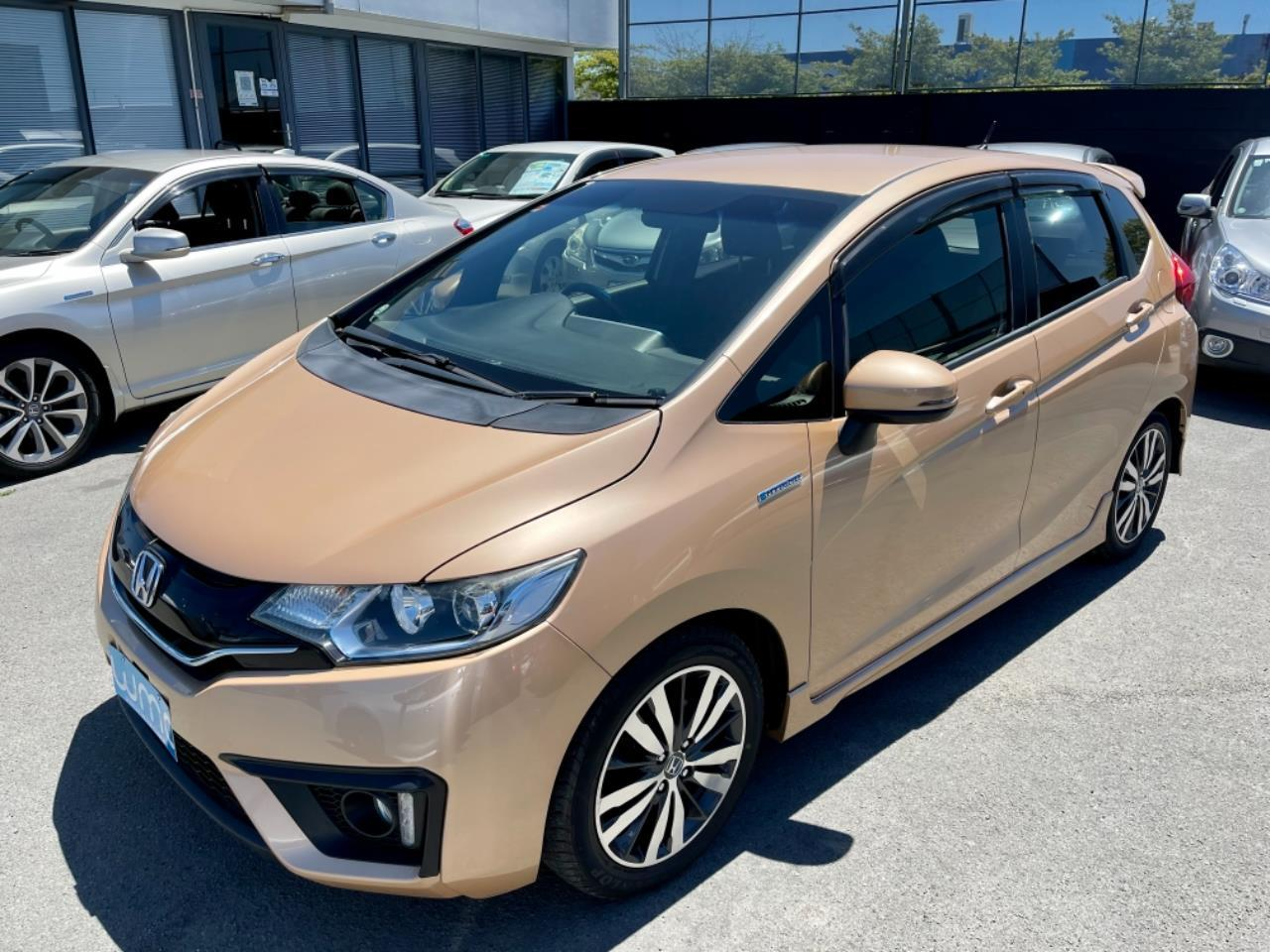 image-3, 2013 Honda Fit RS 1.5lt Hybrid at Christchurch
