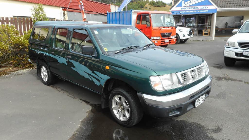 image-1, 1998 Nissan Navara 2WD D/C Vent. 2.7D D/C VENT. at Dunedin