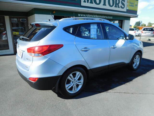 image-2, 2012 Hyundai IX35 4WD at Dunedin