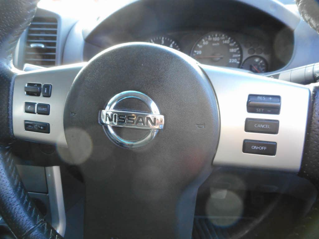 image-9, 2012 Nissan Navara D/C 2.5D 2WD ST-X MT D/C ST-X at Dunedin