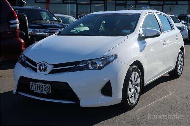 image-2, 2014 Toyota Corolla GX 1.8 Hatch CVT at Christchurch