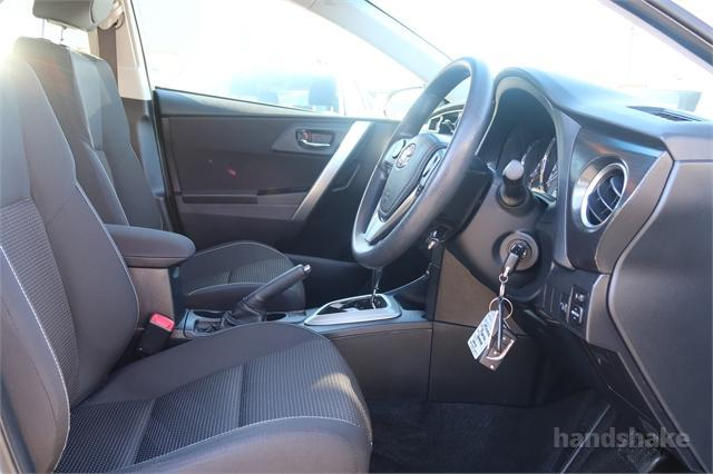 image-5, 2014 Toyota Corolla GX 1.8 Hatch CVT at Christchurch