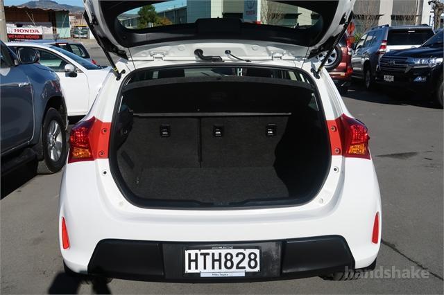 image-13, 2014 Toyota Corolla GX 1.8 Hatch CVT at Christchurch