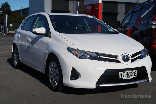image-0, 2014 Toyota Corolla GX 1.8 Hatch CVT at Christchurch