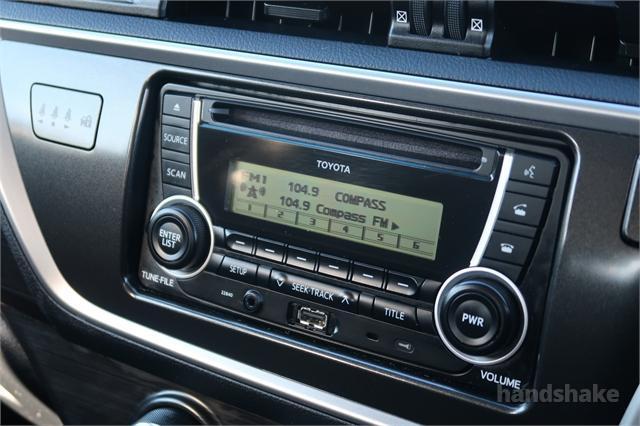 image-8, 2014 Toyota Corolla GX 1.8 Hatch CVT at Christchurch