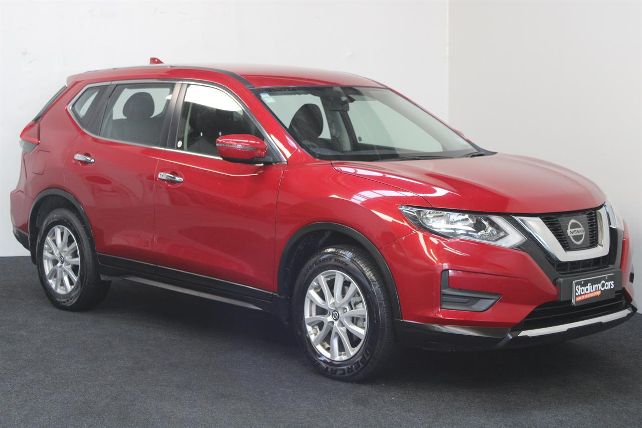 image-0, 2018 Nissan X-Trail ST 4WD at Christchurch