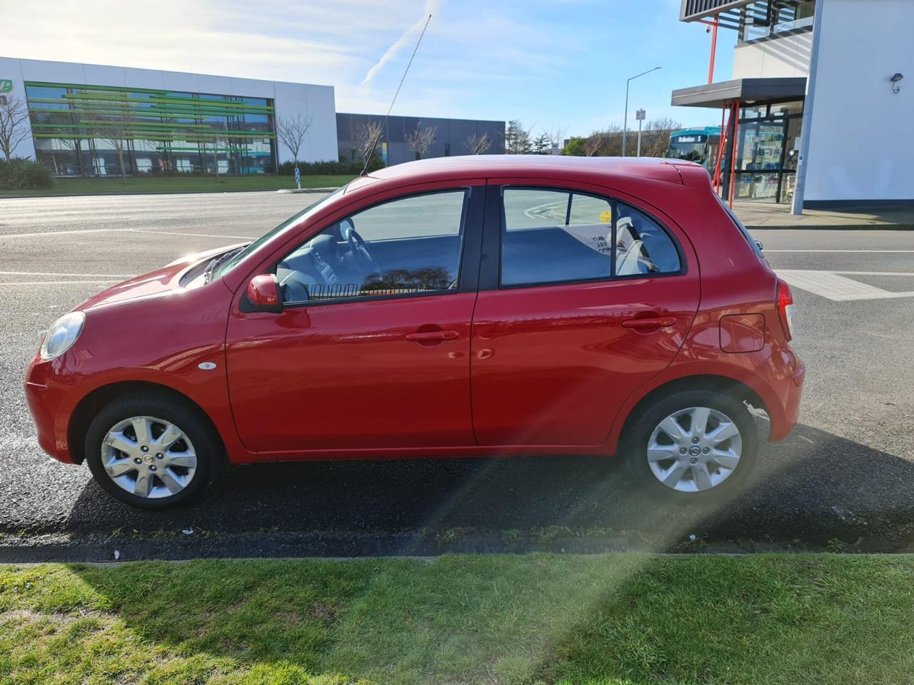 image-9, 2011 Nissan Micra 1.5 RED HATCH at Christchurch