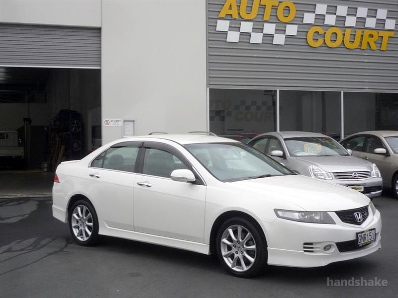 Image 0, 2006 HONDA ACCORD Type S At Dunedin ...