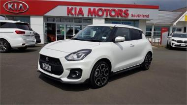 2018 Suzuki Swift SPORT 1.4PT/6AT