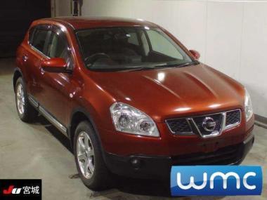 2013 Nissan Dualis 20G Facelift