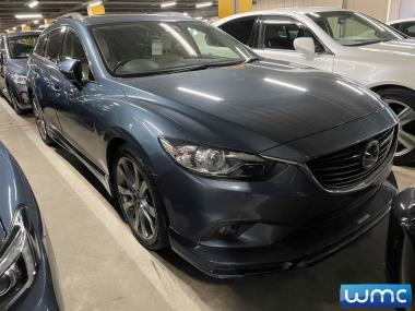 2013 Mazda Atenza Wagon 25S Leather Package