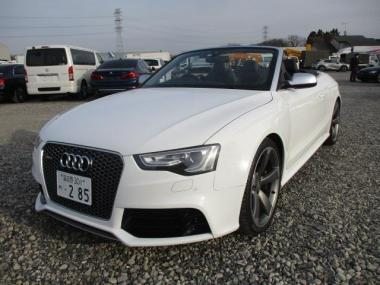 2013 Audi RS5 4.2 V8 FSI Facelift Convertible