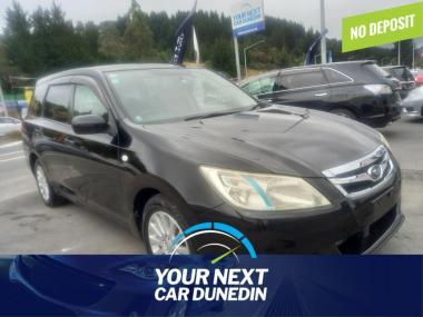 2009 Subaru Exiga 2.0L AWD No Deposit Finance