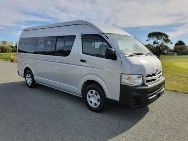 2012 Toyota Hiace Jumbo