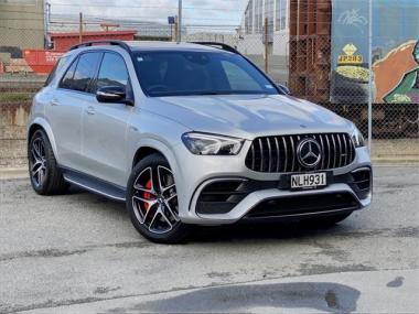 2021 MercedesBenz GLE 63 S AMG 4MATIC+