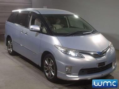 2010 Toyota Estima Hybrid 'X' 4WD 7-Seater