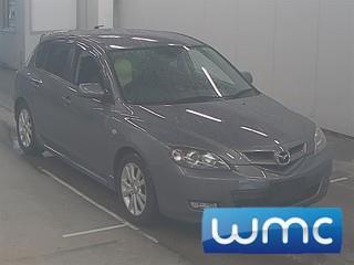 2007 Mazda Axela 20S Sportshatch