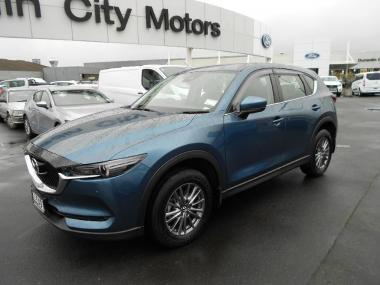 2018 Mazda CX-5 GSX AWD 2.5 Petrol