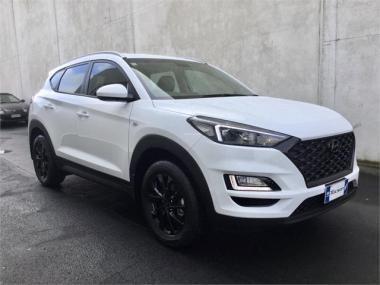 2020 Hyundai Tucson 2.0 2WD SERIES II BLACK EDITIO