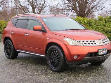 2007 Nissan Murano V6 4WD