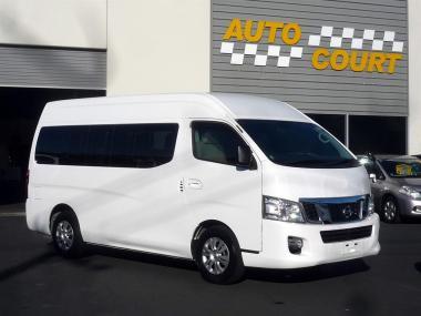2014 Nissan Caravan NV350 Minibus