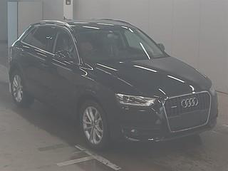 2013 Audi Q3 2.0T FSI Quattro 4WD