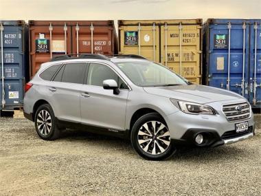 2015 Subaru Outback 2.5 Premium