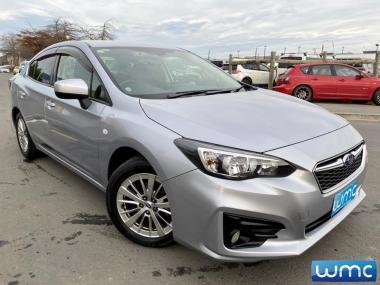2017 Subaru Impreza G4 1.6I-L EYESIGHT