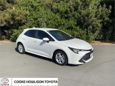 2018 Toyota Corolla GX 2.0P/10CVT