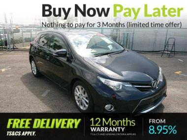2013 Toyota AURIS 180G Sport Package