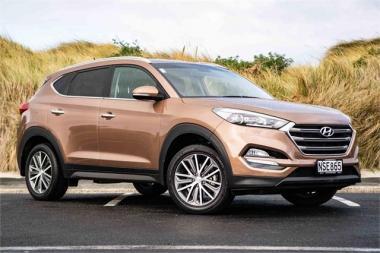 2016 Hyundai Tucson GDI 2wd Elite