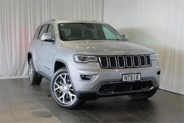 2021 Jeep Grand Cherokee Limited 3.0L Diesel