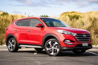 2018 Hyundai Tucson 2.0 MPi 2WD Elite A6