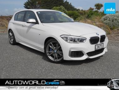 2017 BMW M140i Sports Hatch
