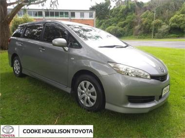2009 Toyota Wish 1.8 Petrol X