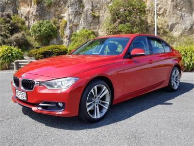 2013 BMW 320i Sport Line NZ New