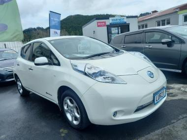 2011 Nissan Leaf X No Deposit Finance