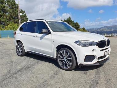 2018 BMW X5 xDrive30d M Sport Edition with M Perfo