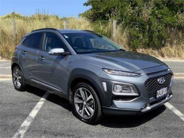 2020 Hyundai Kona 1.6 turbo Elite AWD