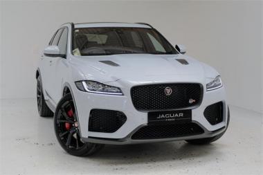 2020 Jaguar F-Pace SVR 5.0L V8