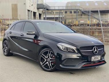 2018 MercedesBenz A 250 4MATIC SPORT