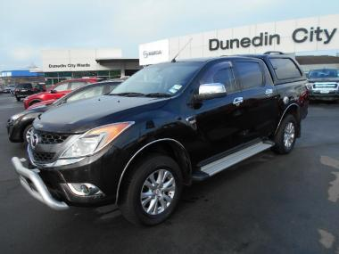 2012 Mazda BT-50 4WD LTD D/C W/S 6AT