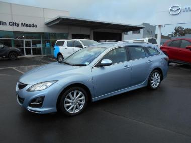 2012 Mazda 6 WAGON GSX 2.5 5AT