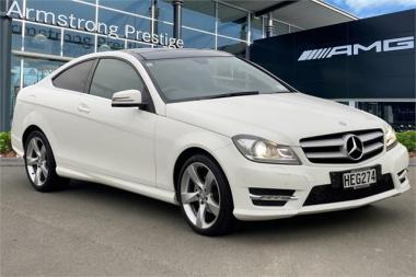 2013 MercedesBenz C 180 Dynamic Edition