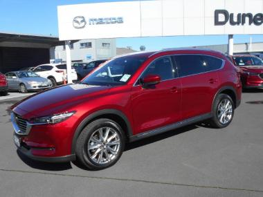 2019 Mazda CX8 LTD  2.2Diesel  4WD 7 seats