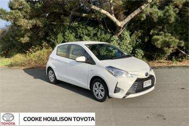 2018 Toyota Yaris GX 1.3P 4AT FWD HB/5D/5S